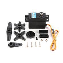 JX Servo PDI-5513MG 13kg Metal Gear High Torque Digital Servo For RC Models