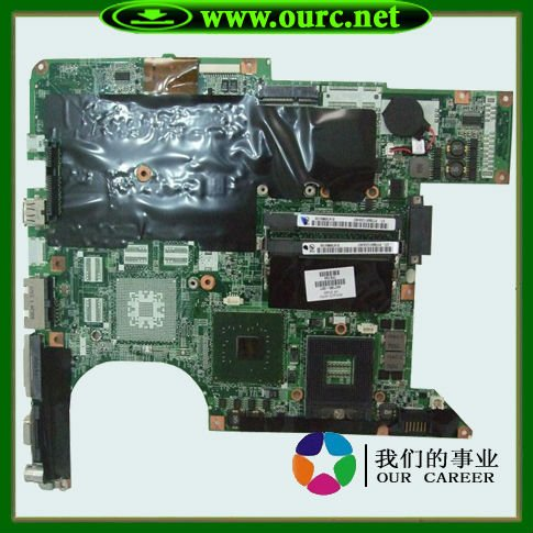 Top quality of DV6000 447160-001 for HP laptop motherboard