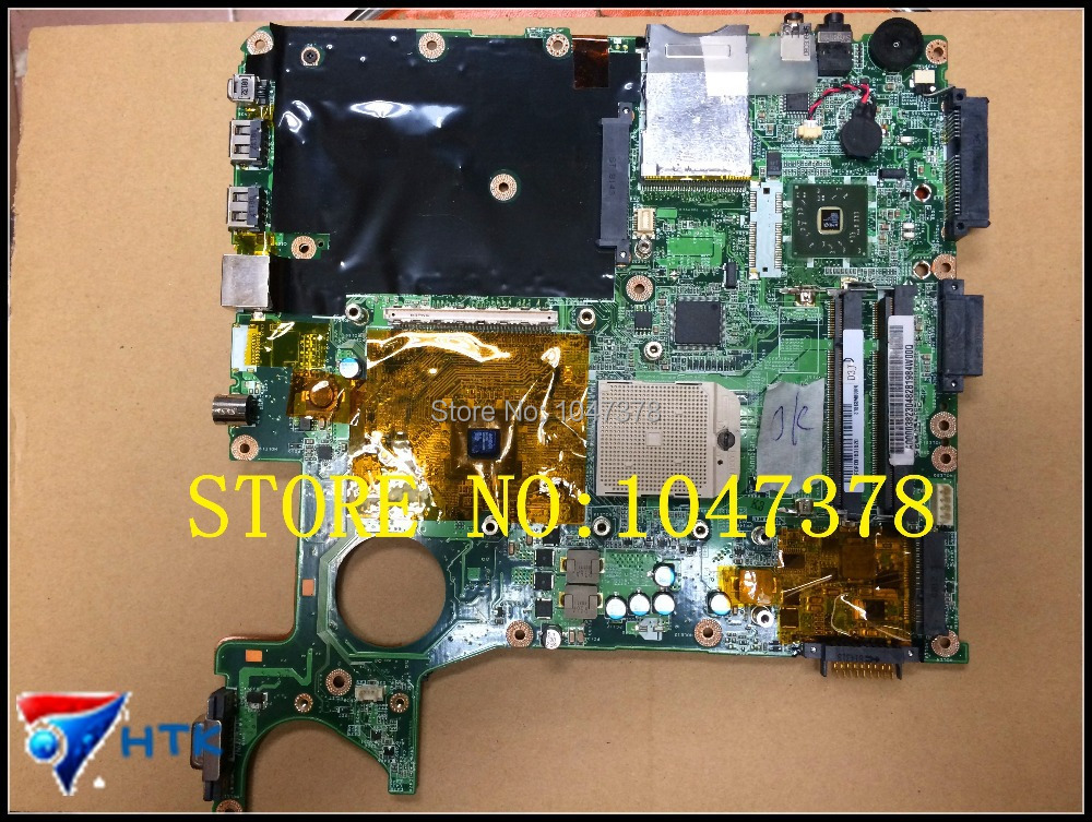 Wholesale for TOSHIBA A300D laptop motherboard A000038230  100% Work Perfect  wholesale v000225020 laptop motherboard for toshiba c650 c655 100