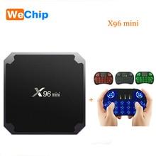 Smart TV BOX 4K MINI X96