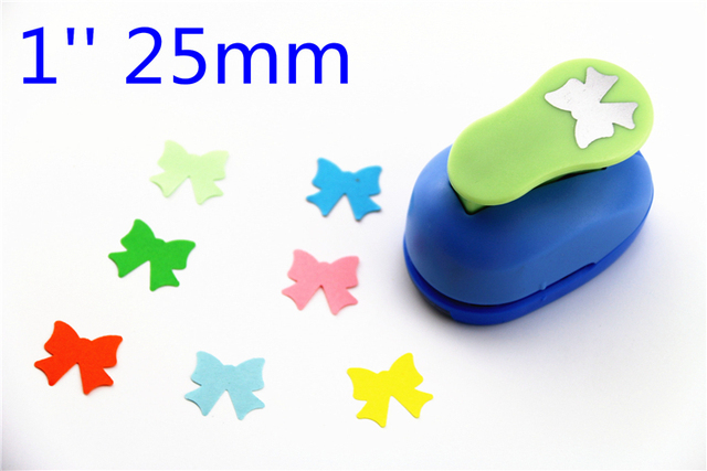 Free Ship 1 Bow Paper Cutter Scrapbooking Punches Paper Punch Eva