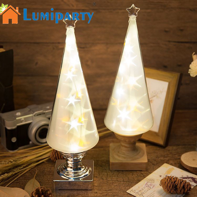 LumiParty Retro Bulb Lamp LED Light Remote Control Romantic Night Light Wish Tree Meteor Lamp Charging LED Nightlight lover gift easter gift remote control led color change night light