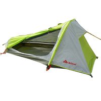 Outdoor Tent Camping Single Person Waterproof Double Layer Hiking Tent Ultralight 1 Man Portable Single Backpacking