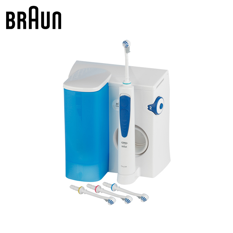 Irrigator ORAL-B  MD20 Professional Care (3/120) oral care tooth care waterpulse professional oral care teeth cleaner irrigator electric oral irrigator dental flosser