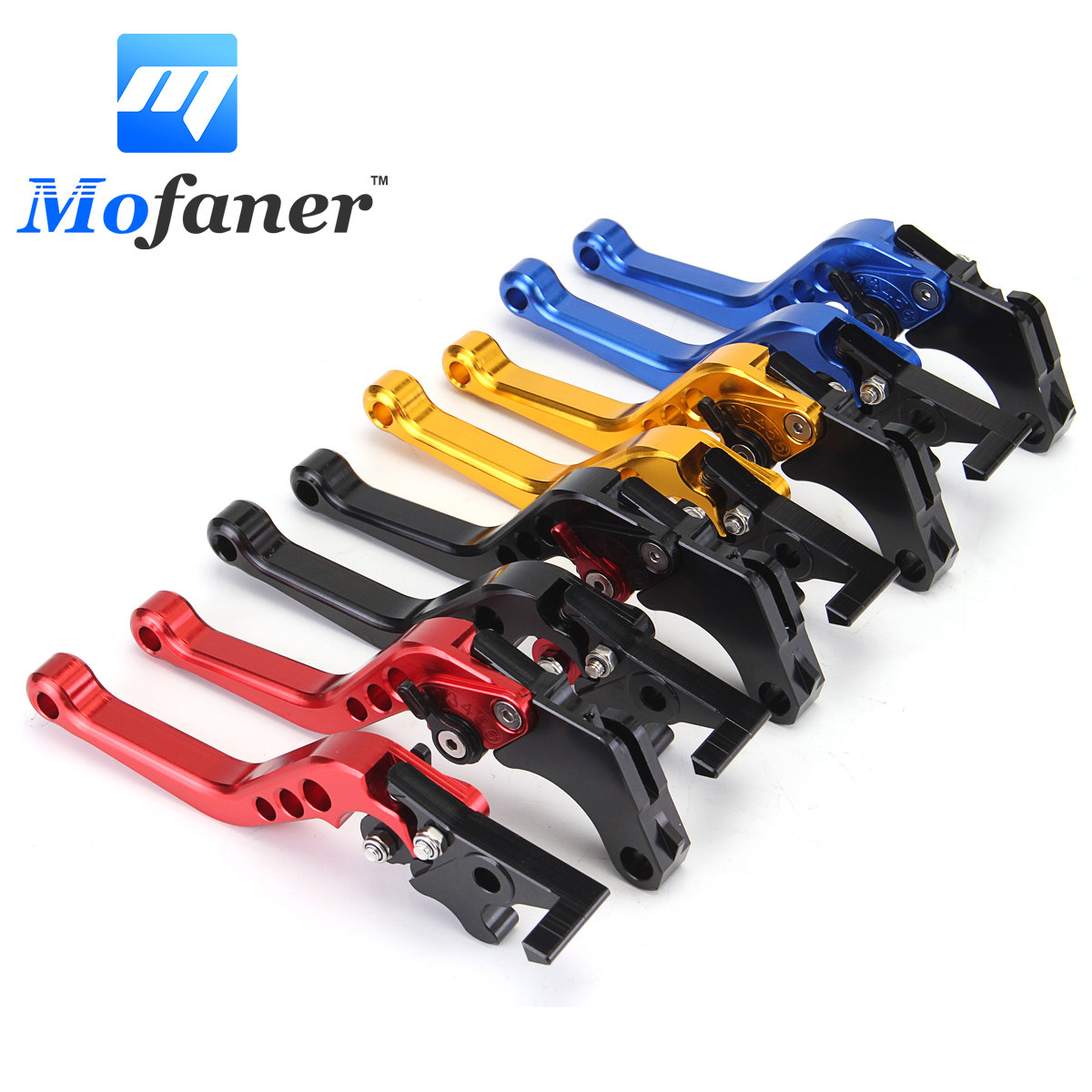 CNC Short Adjuster Brake Clutch Levers For Honda Grom MSX125 14-17/ CBR250R 11-13 cnc short racing clutch brake levers without brake cylinder and clutch perch for honda cbr250r cb400 cb599 cb600 cb919 cbr900rr