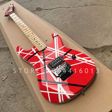 9cf56b7069e shengque factory custom EVH 5150 electric guitars 6 strings maple  fingerboard. US  229.00   piece Free Shipping