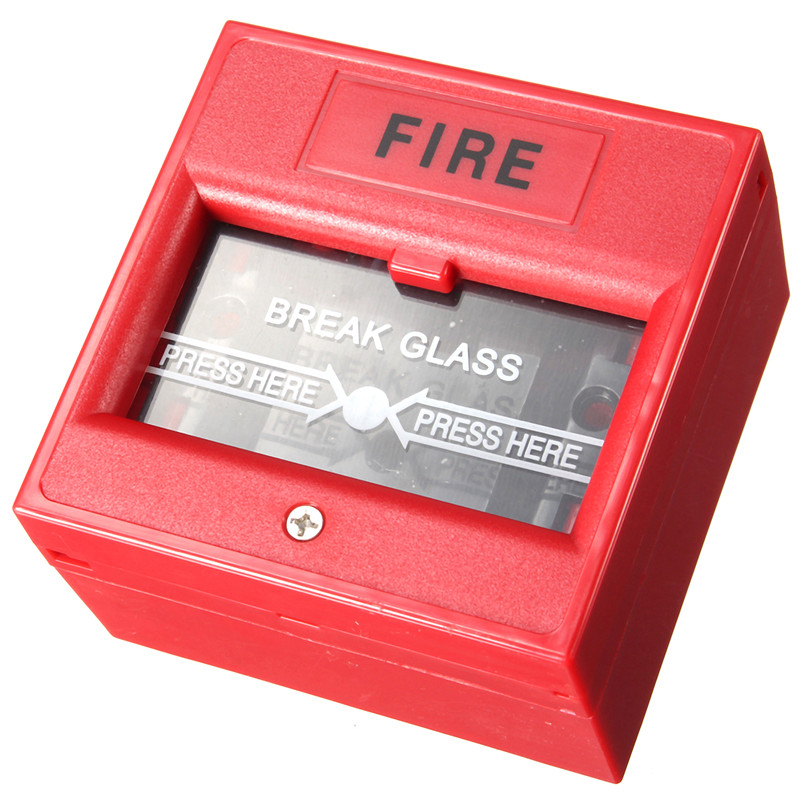DWE CC RF Free shipping fire alarm exit button door access control Emergency break glass push button switch