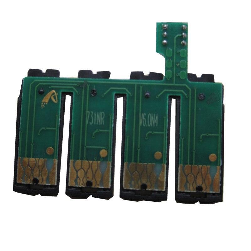 73N T0731N ciss permanent chip for EPSON Stylus T10 T11 T20 T20E T21 T23 T24 T30