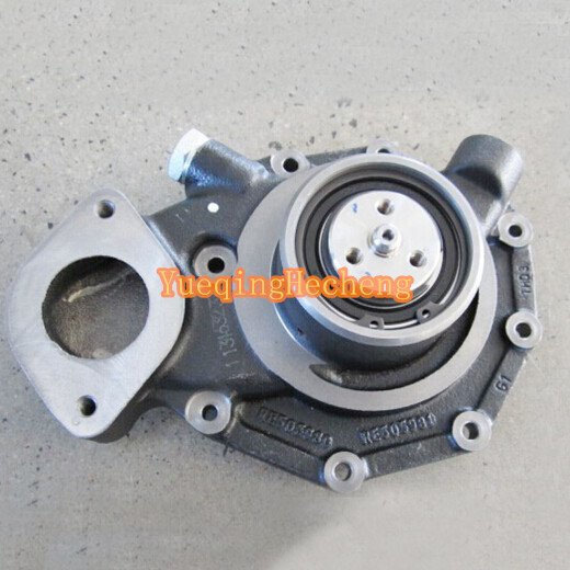 New Water Pump RE546906 RE505980 RE500737 For John Deere 4630 4700 4710 4720 5403 5605 5705 6020 6162 63 1015 sa6d170e 6d170 engine water pump for komatsu