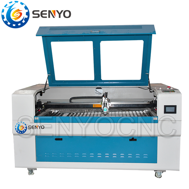 1390 1610 laser cut machine companies looking for distributors metal and  non metal cnc laser cutting machine price-in Wood Routers from Tools on