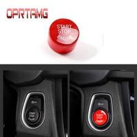 ABS Car START Stop Engine Button Sticker For 11 17 BMW 1 3 5 X1 X3