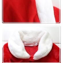 Santa Claus Christmas Costume Kids Clothing Set