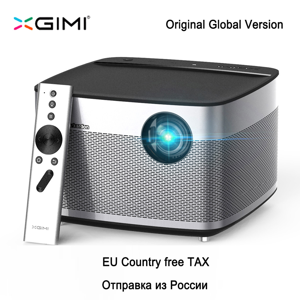 XGIMI H1 DLP proyector 1080 p Full HD 3D proyector soporte 4 K Video Android 5,1 Wifi Bluetooth HDMI hogar teatro Proyector LED