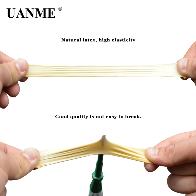 UANME Disposable Anti Static Rubber Latex Finger Cots Eyebrow Extension Gloves Practical Off Eyelash Extension Tool Accessories in Hand Tool Sets from Tools