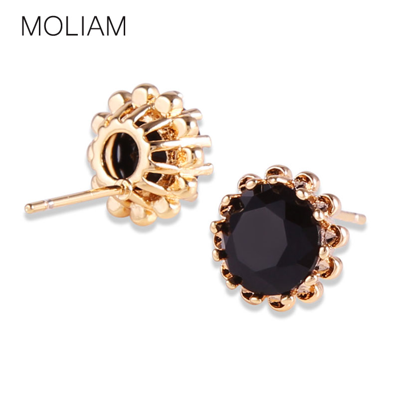 MOLIAM 2016 New Design Fashion Style Beautiful Stud Earrings for ...