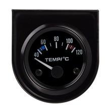 Высокая чувствительность 2 Дюймов DC12V Автомобиля Указатель Температуры Воды Датчик Температуры 40-120 Цельсия измерения автомобиля