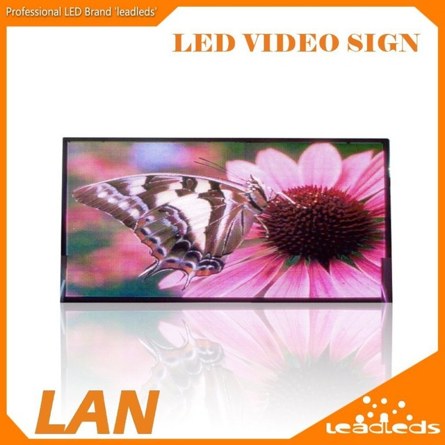 32 X 11 дюйм(ов) HD дюйма полноцветный крытый из светодиодов видео-дисплей экран четко отображать видео / музыка ( голос )