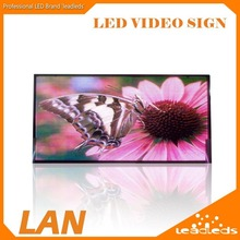 32 X 11 Inches Full Color Indoor LED Video Display Screen Led Message Sign Programmable цена