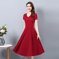 e4b69b6b7 Women Clothes Summer Printed Bohemian Plus Size S 5XL V Neck Sleeveless  Long Maxi Dress Casual