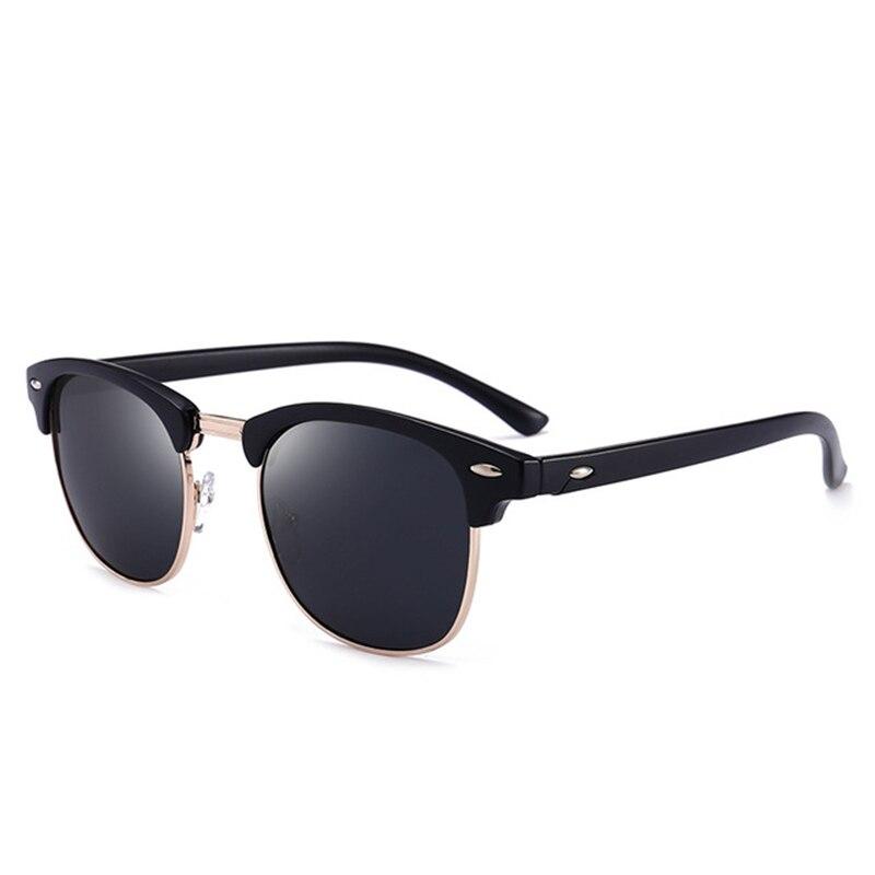 84bf35e780882 Iuooke 2018 Polarized Sunglasses Men Fashion Night Vision Driving Sunglass  Classic Retro Round Shades Sun Glasses Male Eyewear-in Sunglasses from  Apparel ...