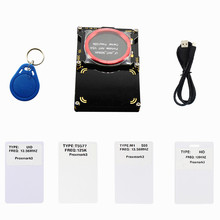 Proxmark3 V3.0 RFID copier 125 khz/ 134.2 khz/ 13.56 Mhz ID/ IC card supported