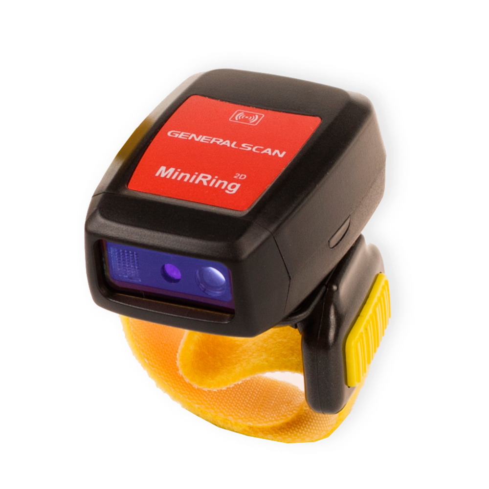 Best Seller Generalscan GS R5000BT 2D Ring Bluetooth Barcode Scaner gereralscan gs ab2000 wearable armband for most of brands smart phone or tablet work with generalscan bluetooth barcode scanner