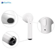 EastVita HBQ I7 only right Mini Wireless Bluetooth Single earphone  4.1  Hands-free Noise Canceling  with Microphoe without box