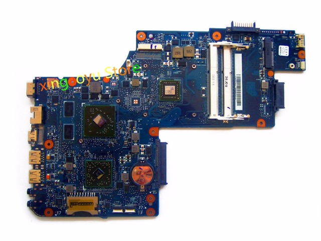 US $140 0 |For Toshiba Satellite C850D C855D L850D L855D HD6470M  Motherboard H000052670 100% Tested OK-in Laptop Motherboard from Computer &  Office on