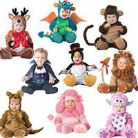 Androktones 2017 Children Christmas Vampire Dinosaur Onesie Kids Girls Boys Warm Soft Animal Cosplay Pajamas Halloween
