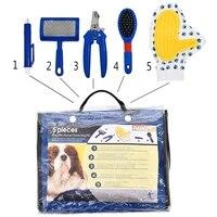 Pet مواد التنظيف الكلب فرشاة التدليك الرعاية الصحية اللوازم مسمار كليبرز الحيوانات قفازات التدليك حمام جرو المنتجات لل حيوانات