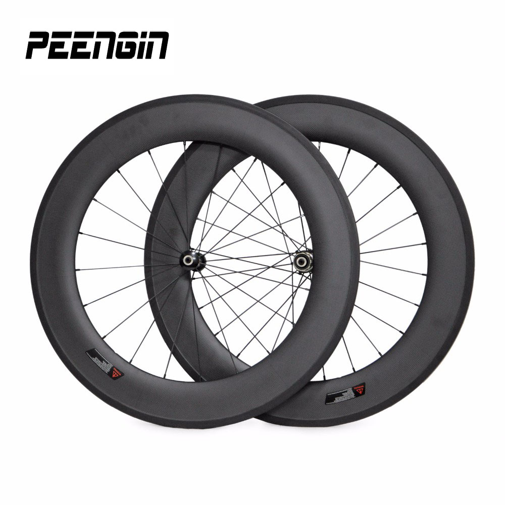 new style cheap carbon wheels clincher road velo carbon wheelsets tubular 88mm rim aro carbono 700c 23mm quick delivered to USAnew style cheap carbon wheels clincher road velo carbon wheelsets tubular 88mm rim aro carbono 700c 23mm quick delivered to USA