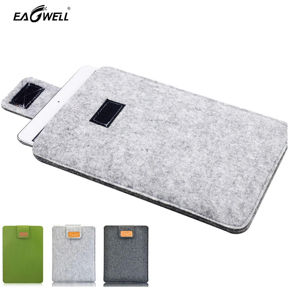 10 inch Universal Felt Tablet PC Case For Apple iPad Air/ Air 2 Envelope Pouch Ultrabook Laptop Computer Sleeve Bag Skin Shell 2016 wholesale 7 inches universal tabet pc pda sleeve pouch pu leather bag case cover for ipad mini for samsung tablet 7 inch