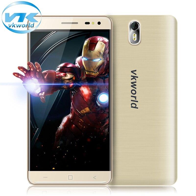 Vkworld g1 5.5 pulgadas smartphone android 5.1 del teléfono celular mtk6753 octa