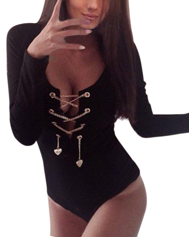 194d6c1f04 Dropwow Plus Size ZANZEA Rompers Womens 2018 Slim Fit Playsuits Long ...