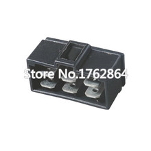 10 Sets 6 Pin  Clamp Car Connector with Terminal DJ70610-6.3-10