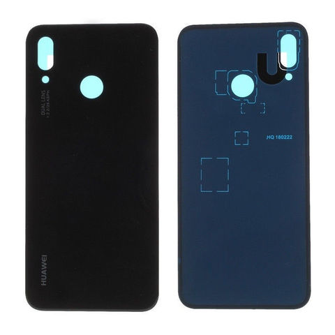 For Huawei P20 Lite Back Battery Glass Cover With Camera Lens Huawei P20 Lite Battery Cover Nova 3e Rear Door Housing Case Panel Pakistan