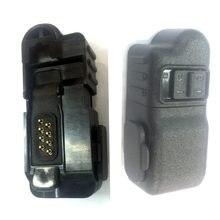 Novo Adaptador De Áudio Para MOTOROLA DP2000 XPR3000E P6620 P6600 DEP500E DP3000 DP4000