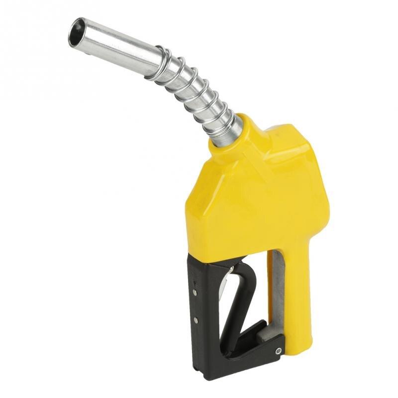 1Pcs Fuel Nozzle Aluminum Automatic Cut-off Fuelling nozzle Fuel Diesel Oil Dispensing Tool Fuel Dispensing Tools Best Offer manual dispensing diesel oil fuel re filling delivery nozzle triggle gun