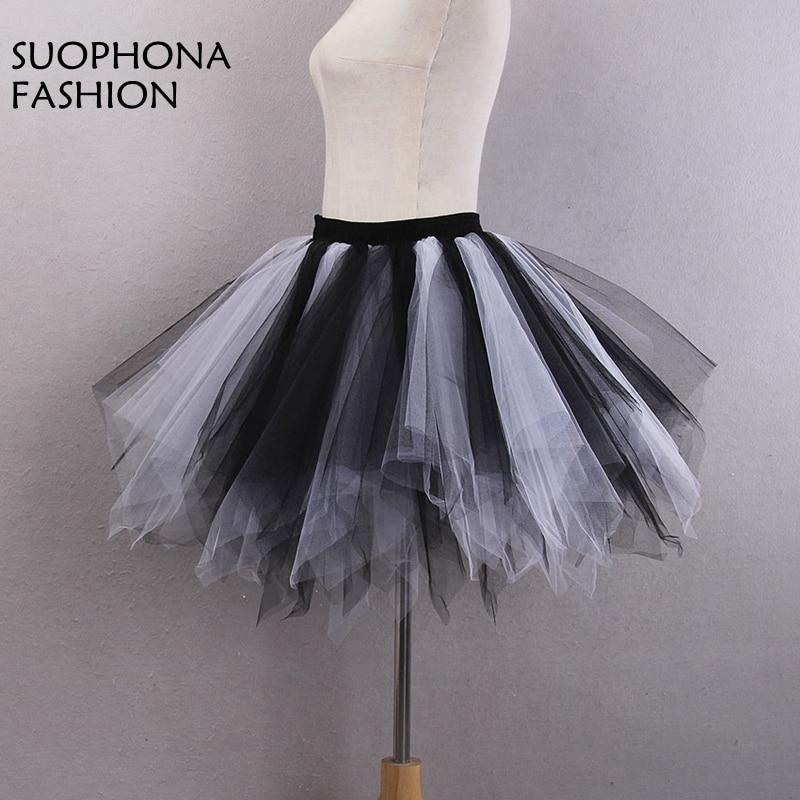 New Arrival Cheap Short Mini Petticoat Crinoline White Pink Black Blue Wedding Accessories Petticoats For Wedding