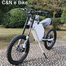2017 Hot sale 72v 5000w Enduro Ebike Electric bicycle Mountain Bike Electric Motorcycle