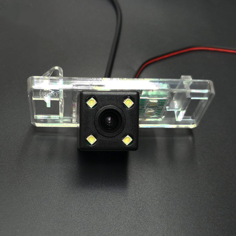 Car Rear View Camera For <font><b>Peugeot</b></font> <font><b>406</b></font> 407 2D <font><b>coupe</b></font> 4D Sedan / RCA Wired Or Wireless CCD Night Vision HD Wide Lens Angle Camera image