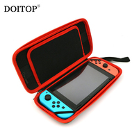 DOITOP EVA PC Carrying Storage Bag Cases For Nintend Switch Bolsa Protective Hard Case For Nintend