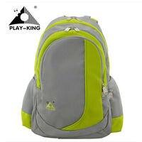 ABSPIELENKING Wasserdicht Schüler Schultasche Rucksack Unisex Rucksack Outdoor Reisetasche Nylon Sporttasche Wandern Camping Rucksack M1305