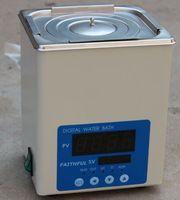 Лаборатория термостатический водяной бани 1 отверстие можно растянуть лайнер, Бесплатная доставка!