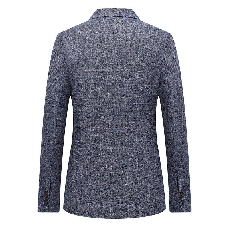 Blazer Casual de calidad superior para hombre talla grande 2019 primavera Venta caliente chaqueta de negocios abrigos para hombre traje Formal chaquetas 7XL 6XL 5XL 4XL-in chaqueta de deporte from Ropa de hombre    2