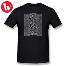 купить Joy Division T Shirt Unknown Pleasures - Joy Division Music Tee Shirt Summer Men T Shirts Fashion Graphic T-Shirt Funny Tshirt по цене 656.52 рублей