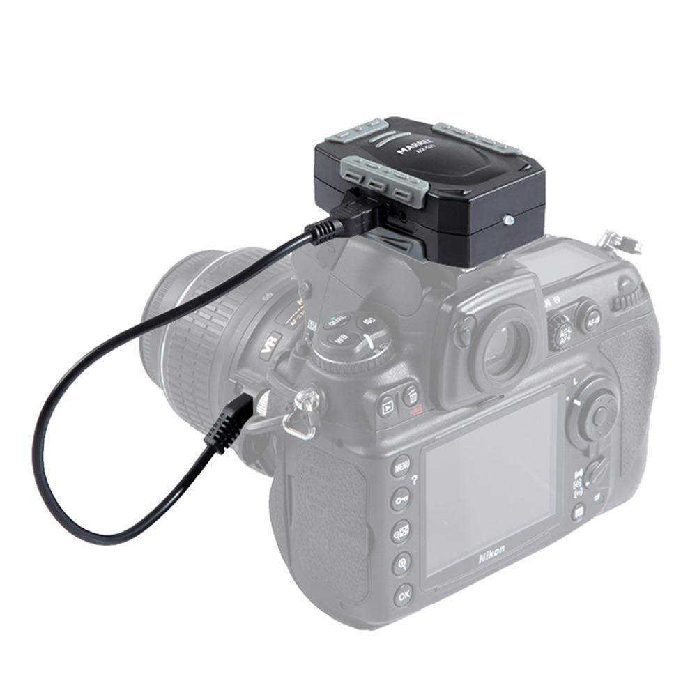 Marrex MX-G20 Geotagger GPS Système pour Nikon D5200 D5000 D5100 D3100 D600 D200 Df D2HS D2X D2Xs D4 D4S D3 P7700 Caméras