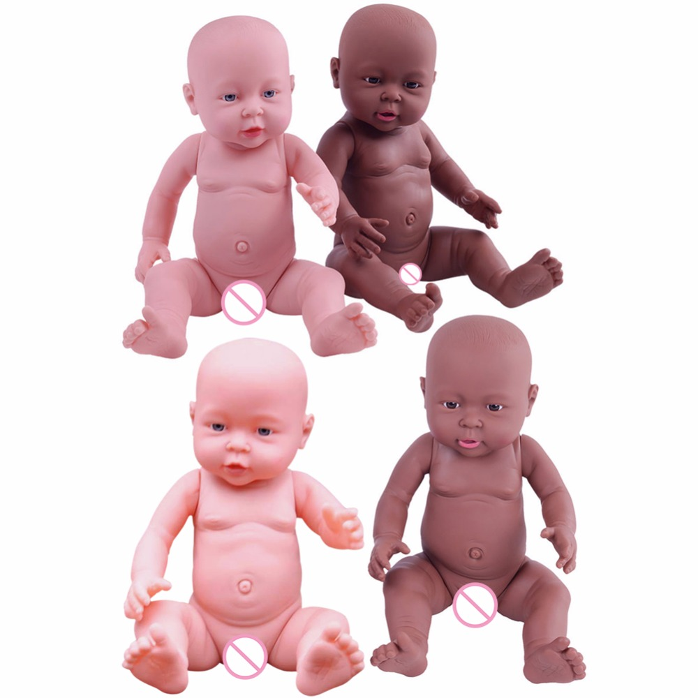 41 cm Baby Simulation Doll Soft Child Reborn Baby Doll font b Toy b font Newborn