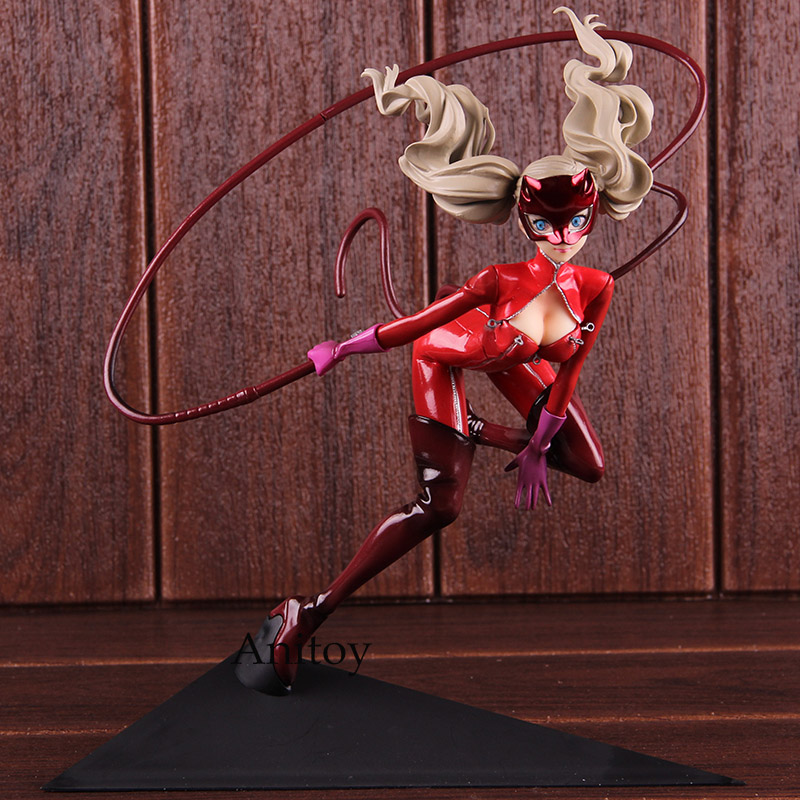 P5 Anime Action Figure Persona 5 Panther Anne Takamaki Phantom Thief Ver. 1/7 Scale PVC Collectible Model ToyP5 Anime Action Figure Persona 5 Panther Anne Takamaki Phantom Thief Ver. 1/7 Scale PVC Collectible Model Toy