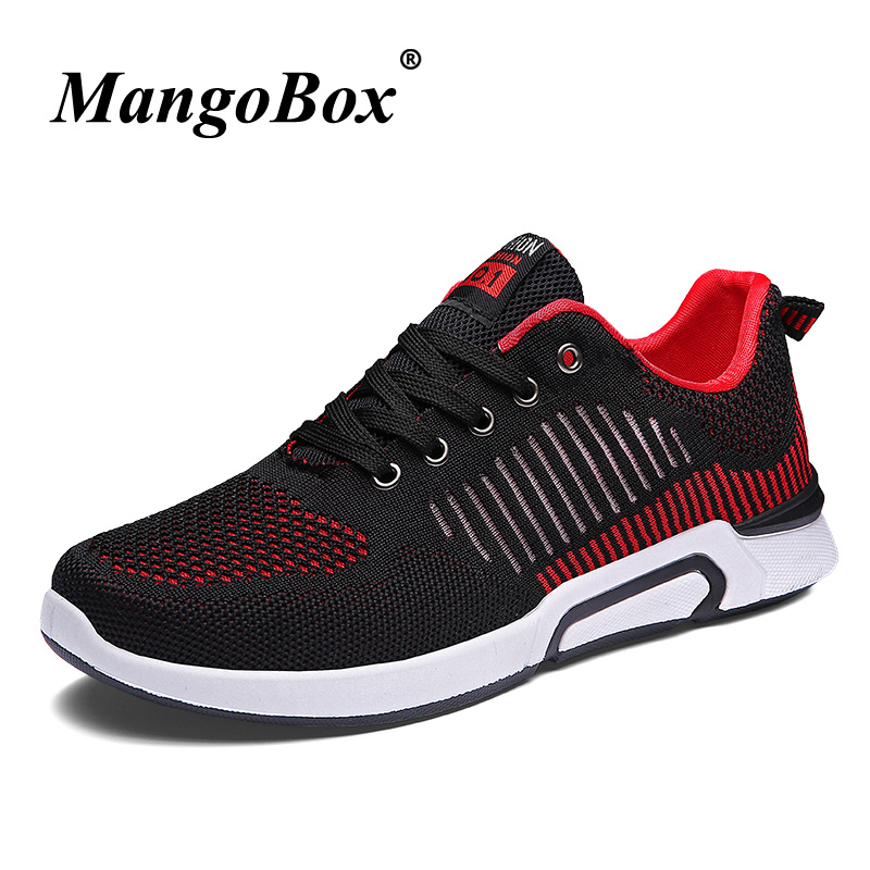 Running Sneakers for Man Spring Summer Running Gym Sport Shoes Comfortable Breathable Size 39-44 Joggging Athletics Trainers